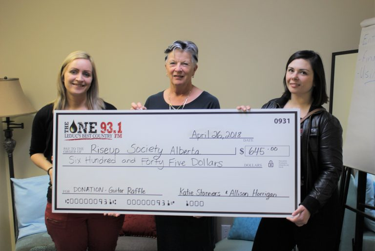 Thank you The One 93.1 Leduc Radio