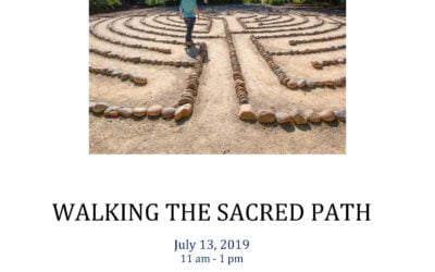 Walking the Sacred Path